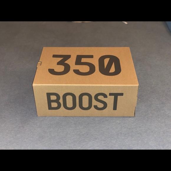 Yeezy Boost 35 V2 Empty Shoe Box